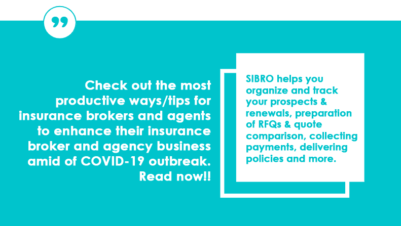 Productive Ways To Enhance Insurance Broker Business Amid COVID-19 Outbreak