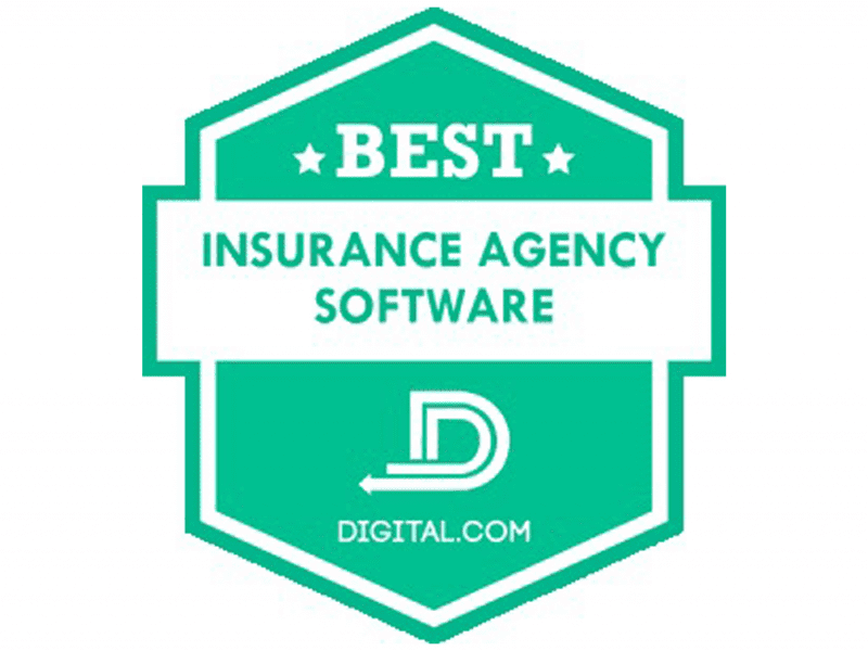 Sibro Awarded Best Insurance Agency Software by Digital.com
